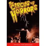 The Circus of Horrors Programme