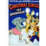 Cottle & Austen`s Circus Poster