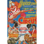 Hippodrome Circus Great Yarmouth Programme 1989