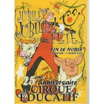 Cirque Educatif Programme 2000