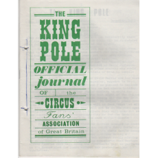 King Pole No.19 December 1971