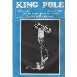 King Pole No.73 December 1986
