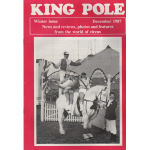 King Pole No.77 December 1987