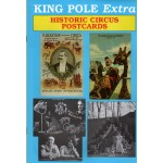 King Pole Extra No.138 March2002 Historic Circus Postcards