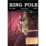 King Pole No.208 June 2016
