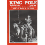 King Pole No.51 June 1981