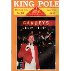 King Pole No.95 June 1992