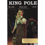 King Pole No.182 March 2011