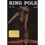King Pole No.187 March 2012