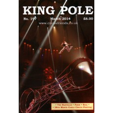King Pole No.197 March 2014