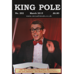 King Pole No.202 March 2015