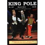 King Pole No.207 March 2016