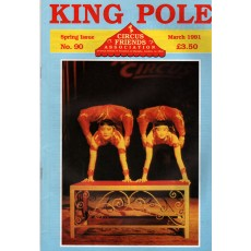 King Pole No.90 March 1991