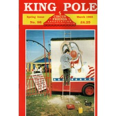 King Pole No.98 March 1993