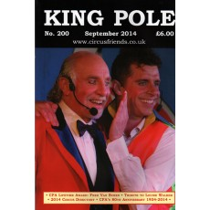 King Pole No.200 September 2014