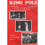 King Pole No.80 September 1988