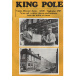 King Pole No.84 September 1989