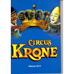 Circus Krone Programme February 2015