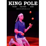 King Pole No 222 June 2019